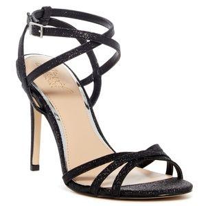 Jewel Badgley Mischka Ambre sandals - black size 9
